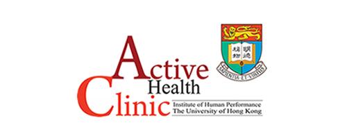香港大學運動及潛能發展研究所 運動健康診所 標誌