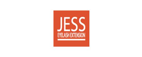 Jess Professional Eyelash Extension Logo