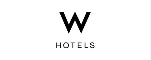 香港 W 酒店 標誌