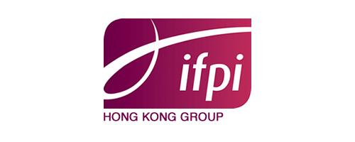國際唱片業協會(香港會)有限公司 標誌